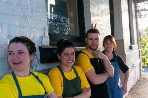 Gung Hoe Growers supplies local restaurants